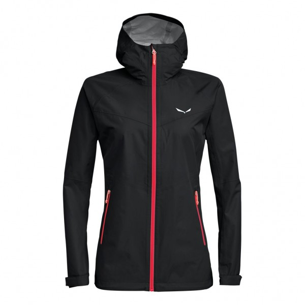 Salewa Regenjacke Damen PUEZ AQUA 3 in black out