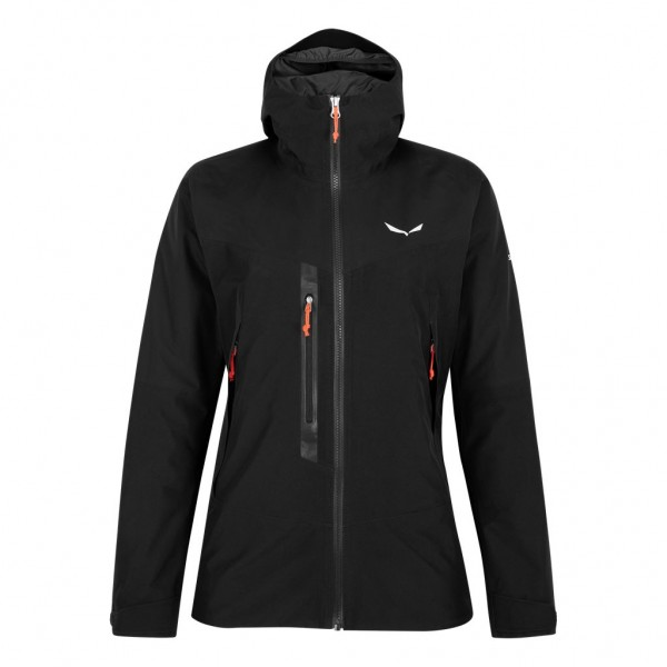 Salewa Damen Gore-Tex Trekkingjacke in black out